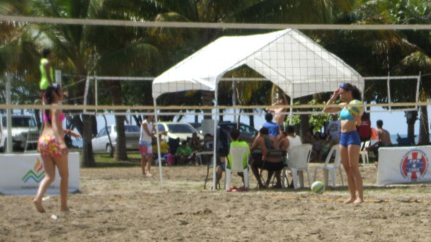 Informe del Torneo de la Amistad de Voleibol Playero